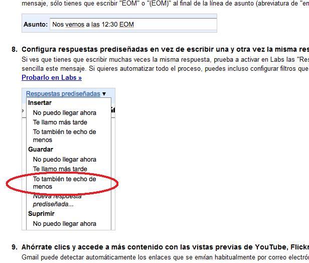 Fallo Gmail