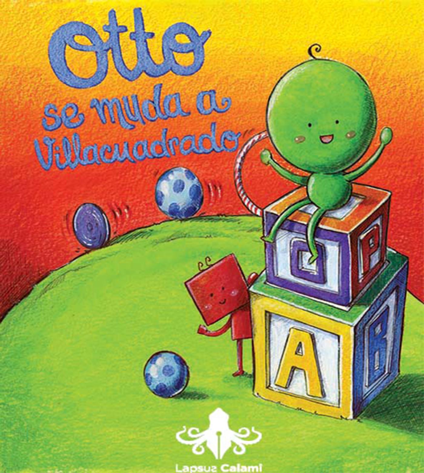 """Compra """"Otto se muda a Villacuadrado"""""""